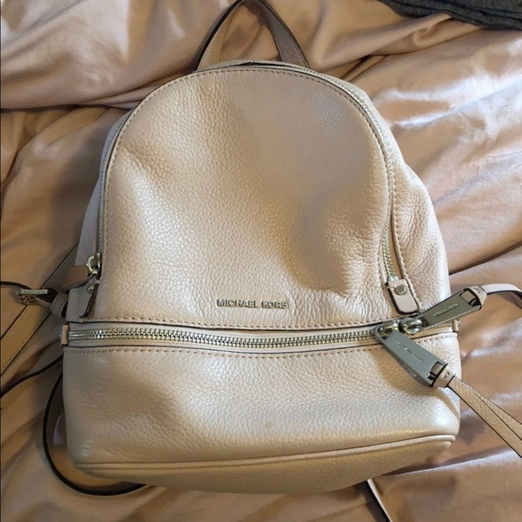 d97e6194d182 Michael Kors Bags | Mk Mini Backpack | Poshmark